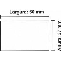 Etiqueta Térmica Urano 37mm x 60mm, com pinta