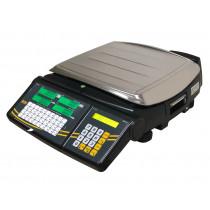 Balança etiquetadora B35 - Wi-Fi (preta)