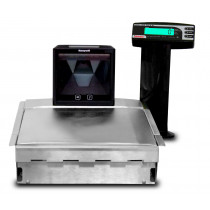 Balança para checkout Urano UDC CO E 30/2 com scanner vertical 2D - USB