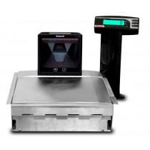 Balança para checkout Urano UDC CO E 30/2 com scanner vertical 2D - USB