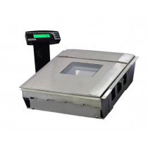 Balança para checkout Urano UDC CO E 30/2 com scanner horizontal 2D - USB