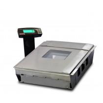 Balança de checkout Urano UDC CO E 30/5 com scanner horizontal 2D - USB