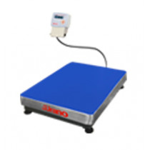 Balança de plataforma UR 10000 600/100, 60X80cm, pesadora e contadora, bandeja aço inox, sem coluna e sem bateria