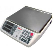 CP 30/2 POP - Balança pesadora e contadora de peças, com bateria