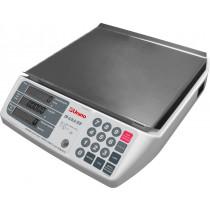 CP 6/0,5 POP - Balança pesadora e contadora de peças, com bateria