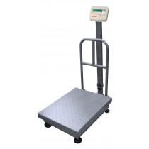 Balança de plataforma UR 10000 Light 300/100, 45X60cm, bandeja e estrutura aço carbono, coluna, encosto e pés reguláveis
