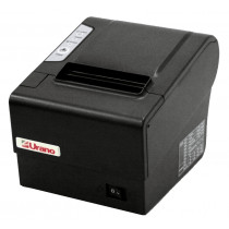 Impressora de Cupom Urano ZP 250 USE, térmica, com saídas USB, Serial e Ethernet