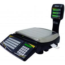 TOPMAX-S 30/2 - Balança em rede, Wi-Fi, com impressor e no break incorporados