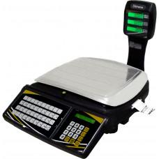 TOPMAX-SS PLUS 30/2 – Balança em rede, Wi-Fi, impressor e no break incorporados