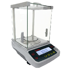 UA 220/0,0001 - Balança analítica, contadora, com backlight e função saída de dados