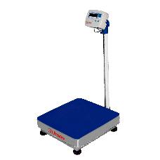 Balança de plataforma UR 10000 LIGHT 60/10,  40X40cm, estrutura metálica, bandeja e coluna aço inox
