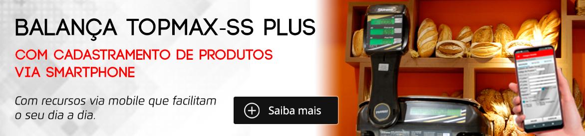 Balança etiquetadora Topmax-SS Plus Mobile