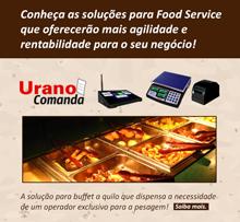 Soluções para food service Urano