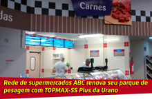 Urano com TOPMAX-SS Plus no super ABC
