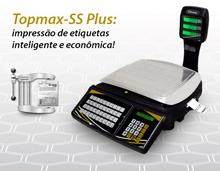 Compactação de dados nas etiquetas com a Topmax-SS Plus