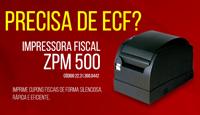 Impressora fiscal térmica ZPM 500