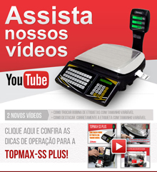 Videos no Youtube da Topmax-SS Plus