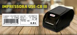 Impressora USE-CB III